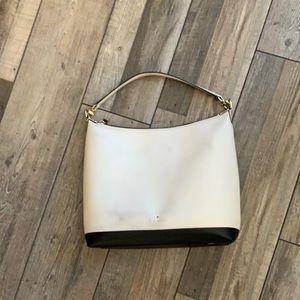 Kate spade New York White Satchel Bag